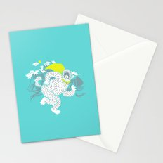 Save the Yeti Stationery Cards