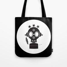 Post World Zuno : Gas Mask 02 Tote Bag