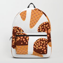 Ice Cream Drumstick Backpack