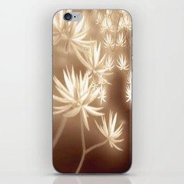 Flower_01 iPhone Skin
