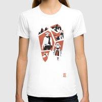 django T-shirts featuring Django Unchained by Lechaftois Boris (LBö)