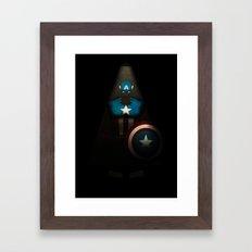 Hello, Mr. Rogers Framed Art Print