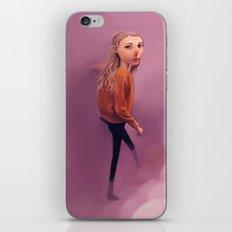 Fade away iPhone & iPod Skin