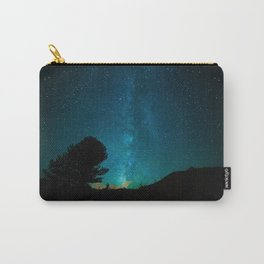 Milky Way Starry Night Photography Carry-All Pouch