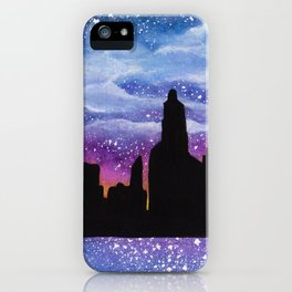 City of Stars iPhone Case