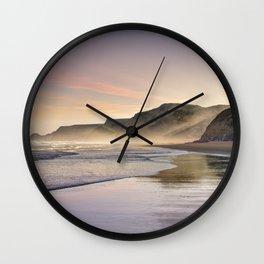 Castelejo dawn 2 Wall Clock