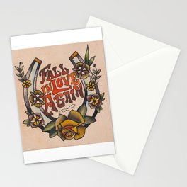 Fall in Love Again Stationery Cards