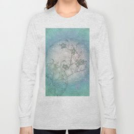Serenity Blue Long Sleeve T-shirt