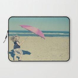 Beach Whirl Laptop Sleeve