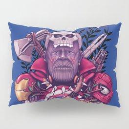 Wild Thanos Pillow Sham