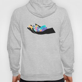 Coming Over - Illustration Hoody