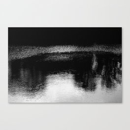 Plötzensee, Berlin, 2017 Canvas Print
