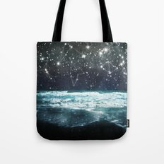 The Greek Upon the Stars Tote Bag