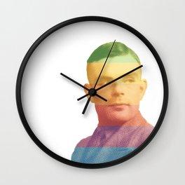 I am a Turing Machine Wall Clock