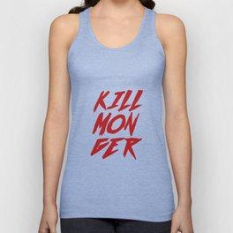Erik Killmonger Unisex Tank Top