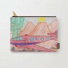 Desert Runway Carry-All Pouch