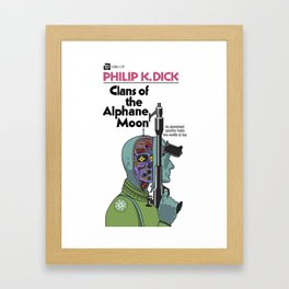Clans of the Alphane Moon Framed Art Print