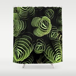 So Succulent Shower Curtain