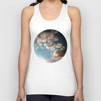 heaven Tank Tops featuring Heaven by Sofia_Katsikadi