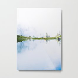 Lake of the Angels 1 Metal Print