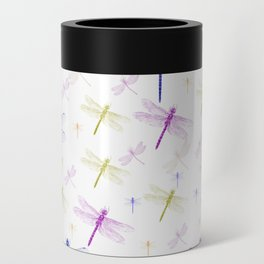 Dragonfly Pattern Can Cooler