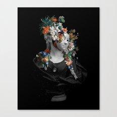 Midnight in Spring Canvas Print