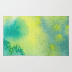 Water and color 10 Rug