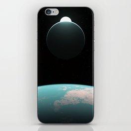 Überwelt iPhone Skin