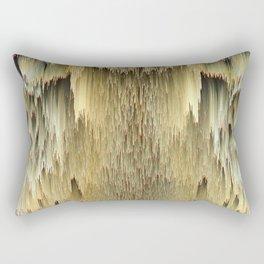 Tiger art Rectangular Pillow
