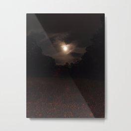 a dark field Metal Print