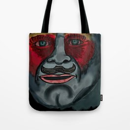 Poirot in color Tote Bag
