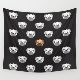 We are watching you. WOOF!!! Wall Tapestry