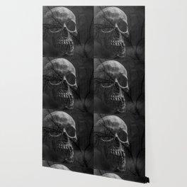 BRANCHED SKULL Wallpaper