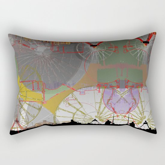 Off Season Rectangular Pillow