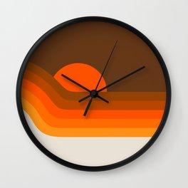 Golden Dipper Wall Clock