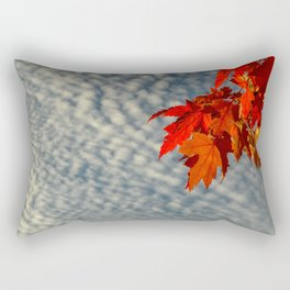 Evening Sky in The Fall by Teresa Thompson Rectangular Pillow