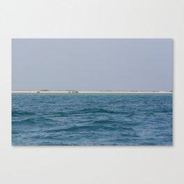 Arabian Journey Canvas Print
