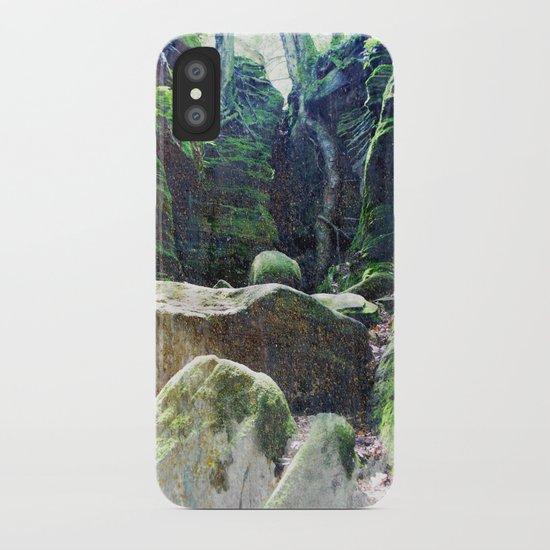 natura 3 iPhone Case