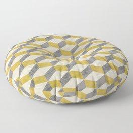PETRA SUGAR GOLD Floor Pillow