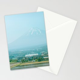 Mount Fuji in the Shizuoka Countryside Stationery Cards