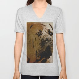 The Best Friends - The Guardian Unisex V-Neck