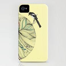 Magpie iPhone (4, 4s) Slim Case