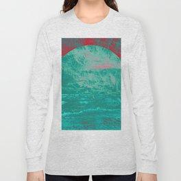 Textures & Sunsets Long Sleeve T-shirt