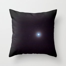 Look up to the night's Sky Throw Pillow