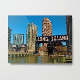 Long Island Bound Metal Print