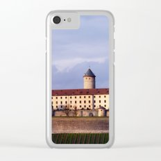 Festung Marienberg Clear iPhone Case