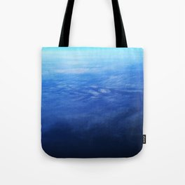 Ombre Arial Tote Bag