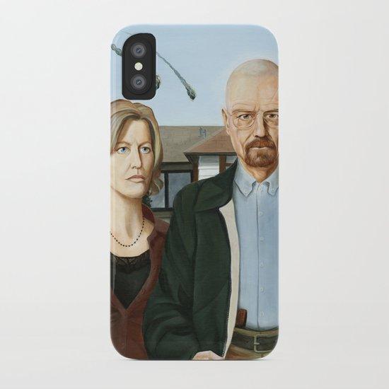 The Heisenbergs iPhone Case