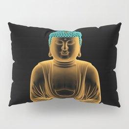 Buddha glow Pillow Sham