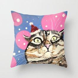Let It Snow.. Throw Pillow